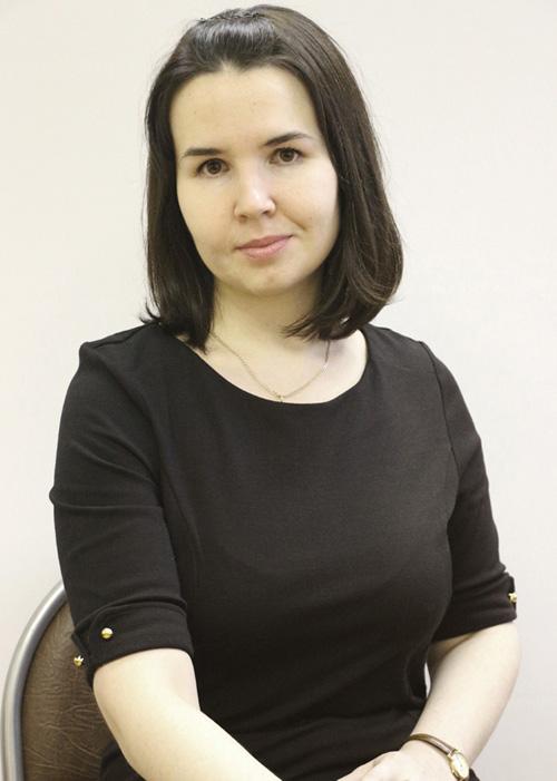 Аминова Анастасия Сергеевна
