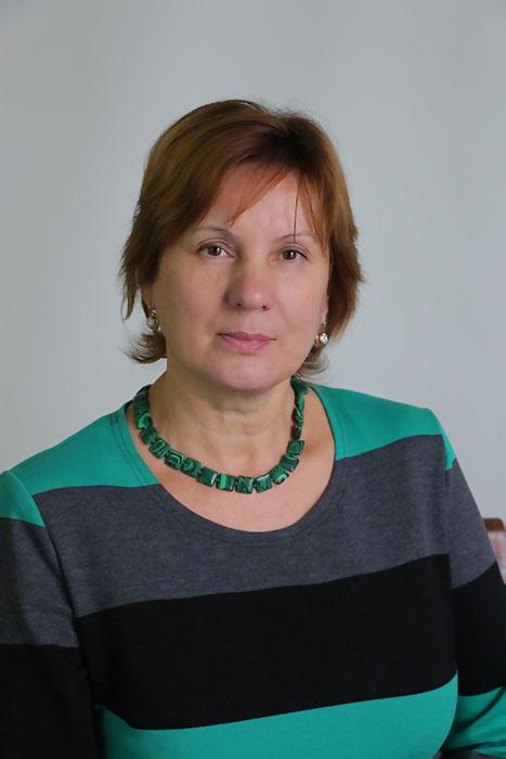 Маренинова Нина Степановна