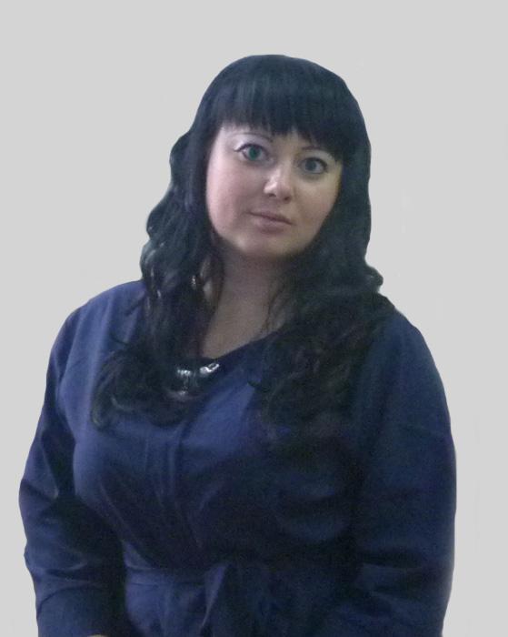 Зуева Евгения Валерьевна