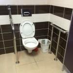 Шефская 6 туалет