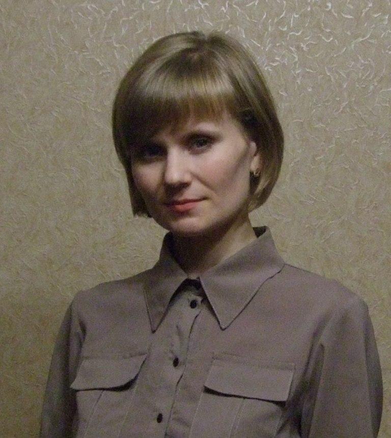 Молокитина Дарья Дмитриевна