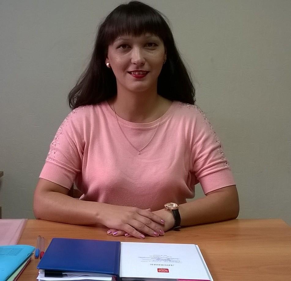 Садыкова Эльмира Равильевна