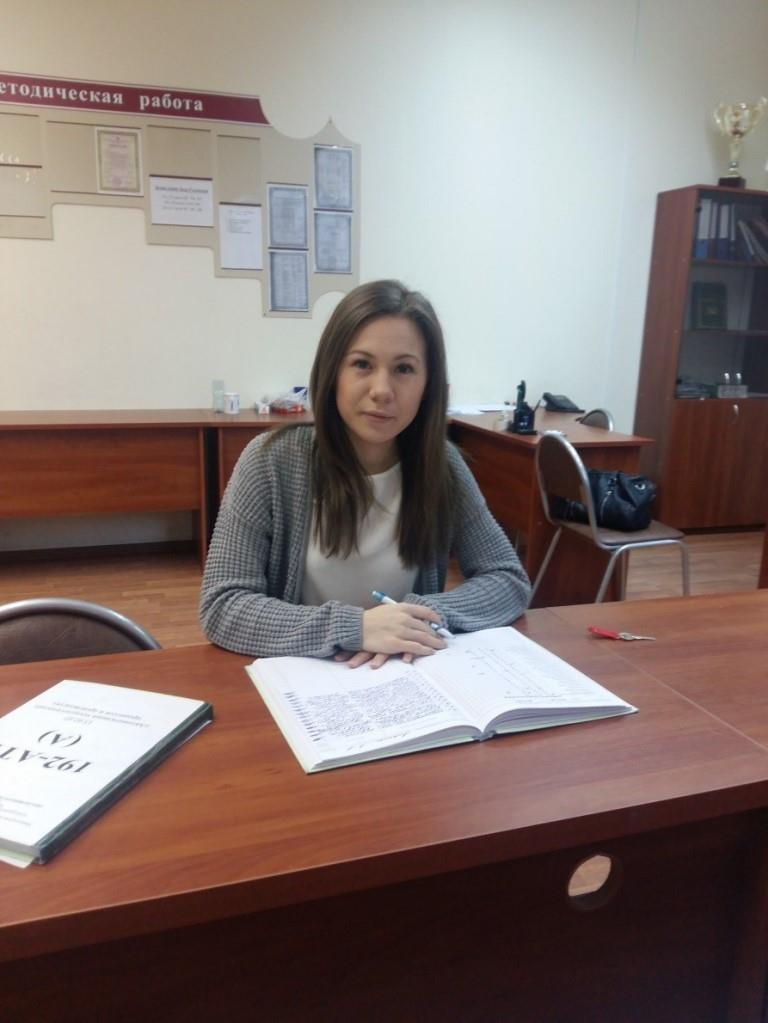Кузьмина Анна Дмитриевна