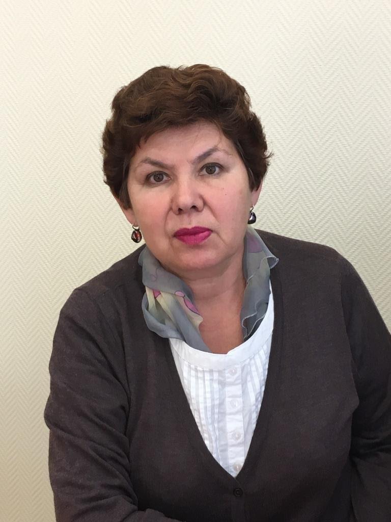 Зернюкова Роза Ильинична